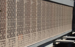 perforated screens
