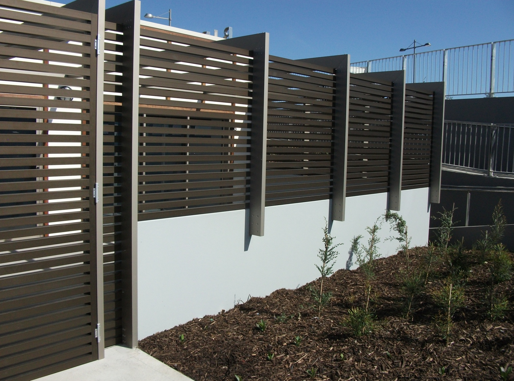 operable louvres