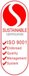 SUSTAINABLE CERTIFICATION ISO 9001